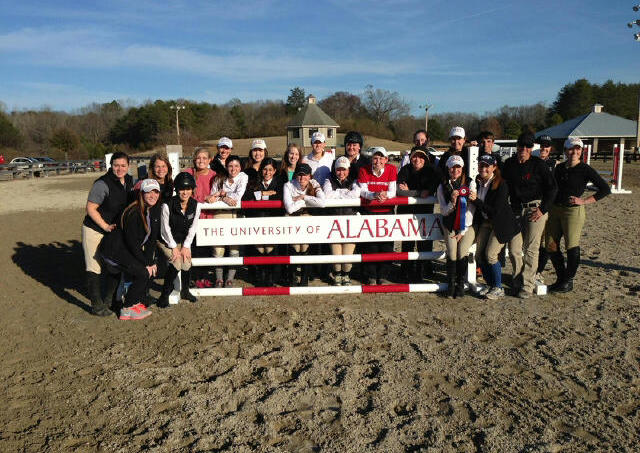 Equestrian Programs In Colleges And Universities