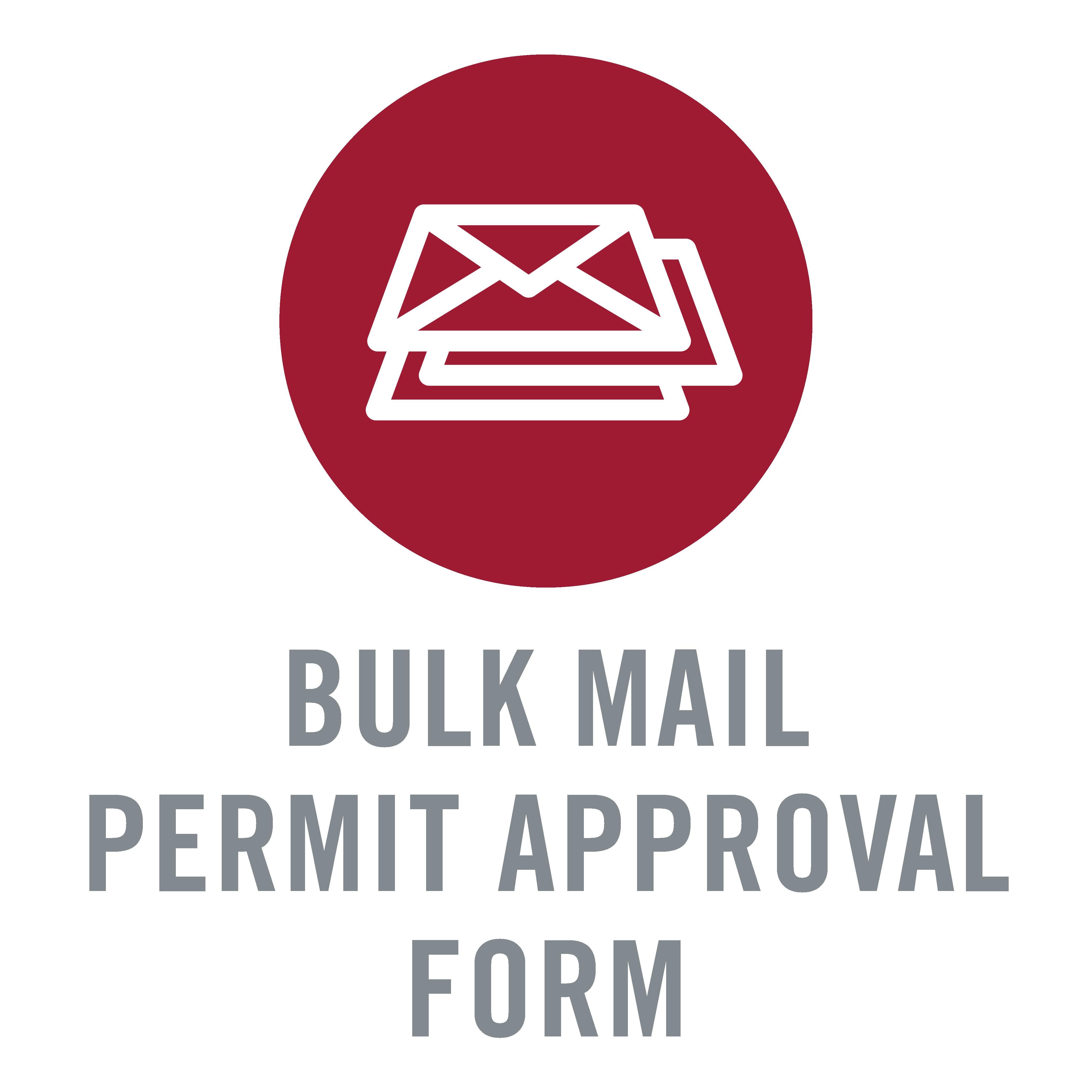 Bulk Mail Form